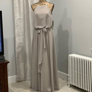 Bill Levkoff floor length gown size 12